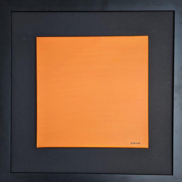eArtist Amber orange E87722