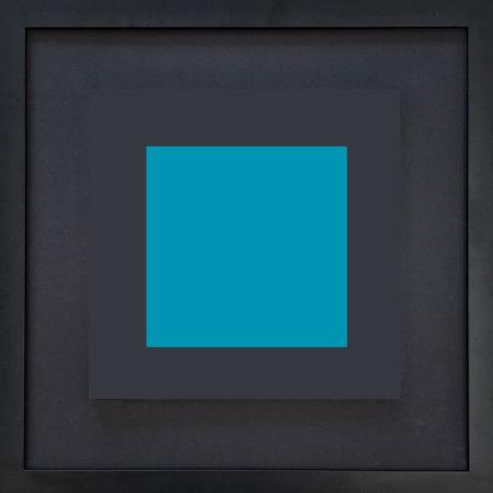 eArtist Bondi blue 0095B3