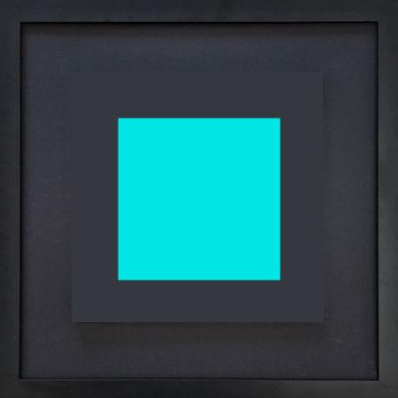 eArtist Bright turquoise 00E6E6_