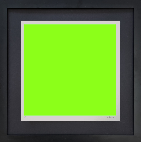 eArtist Print Chartreuse neon 8CFF19