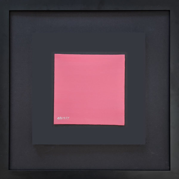 eArtist Rhubarb pink DF506D