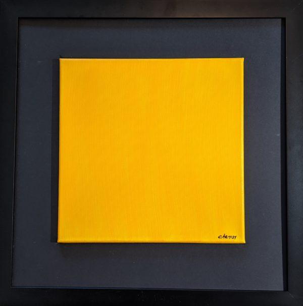 """eArtist """"Sunflower yellow"""" #F7B91A"""